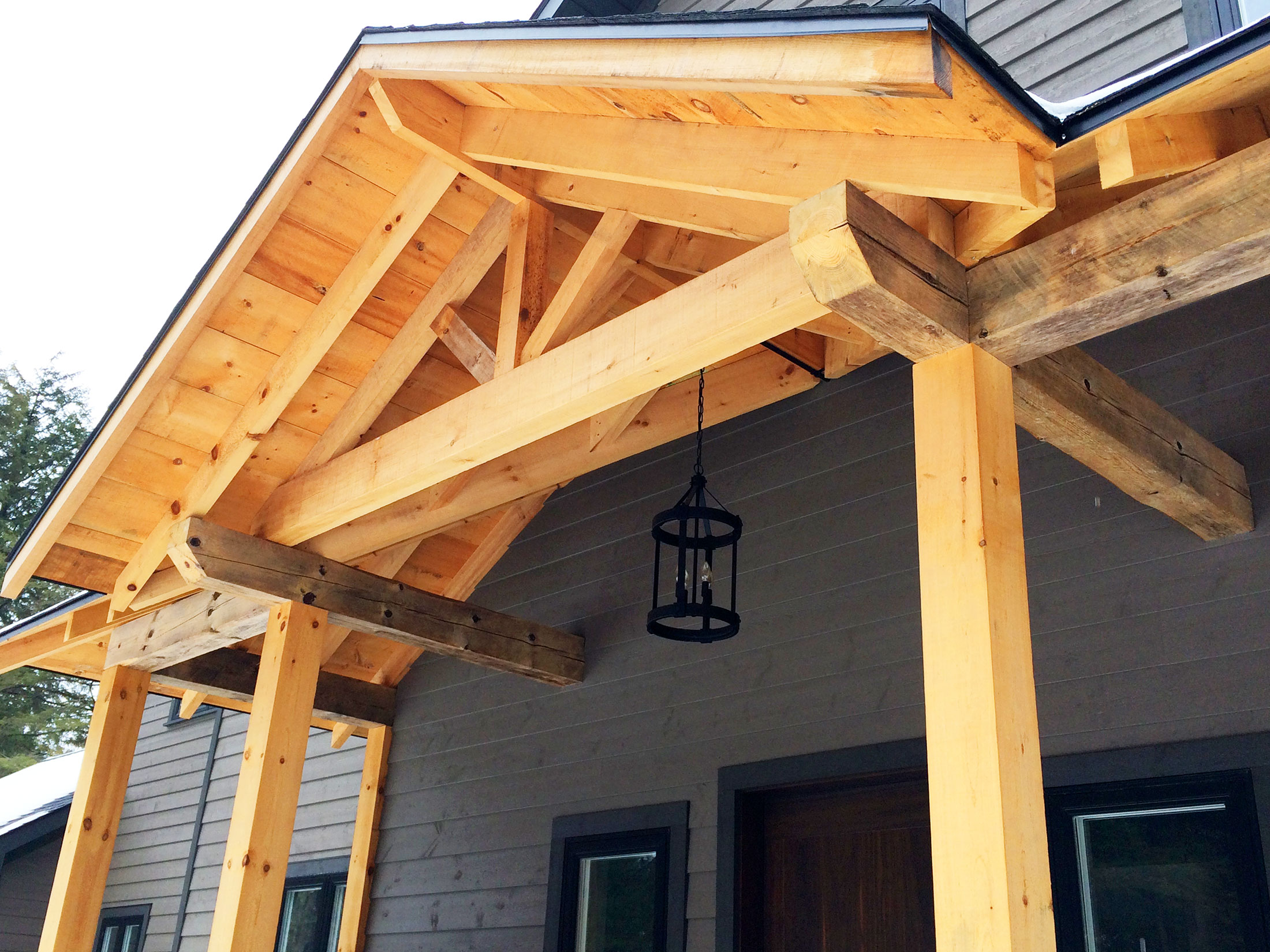 Timber frame accents of muskoka for Timber frame accents
