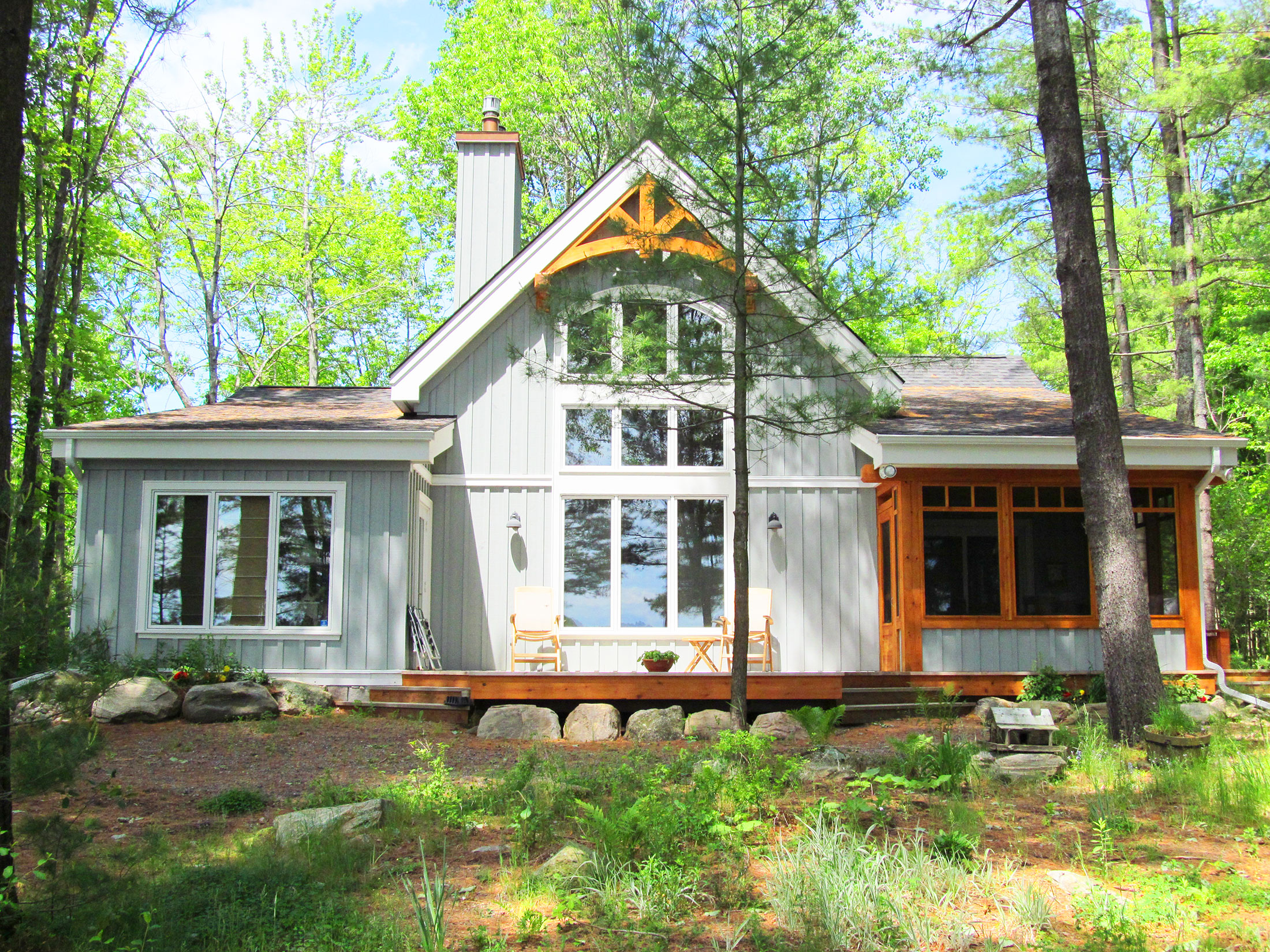 Timber Frame Accents Of Muskoka